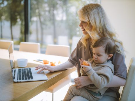 Stay-At-Home Moms: Is Owning a Business Your Next Move?